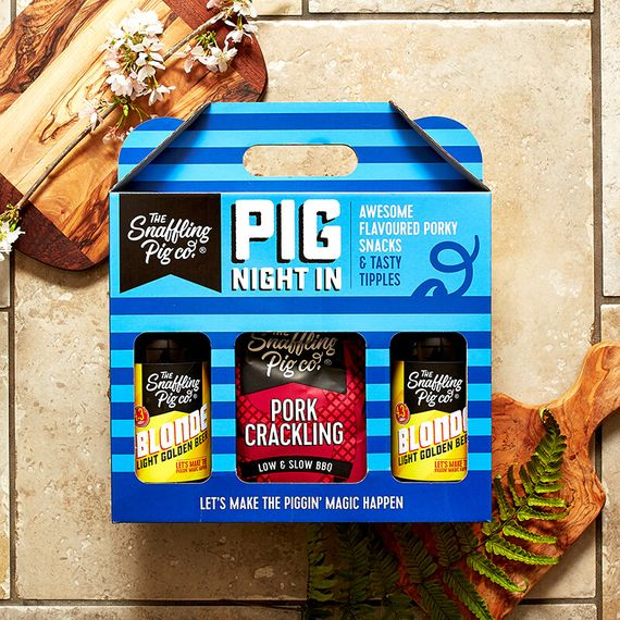 Pig Night In Gift Set