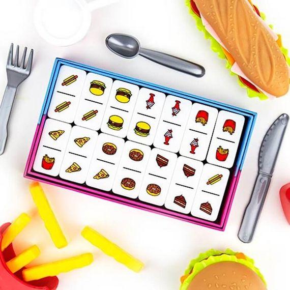 Foodominoes Game