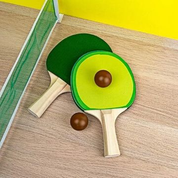 You Guac Served Table Tennis Set