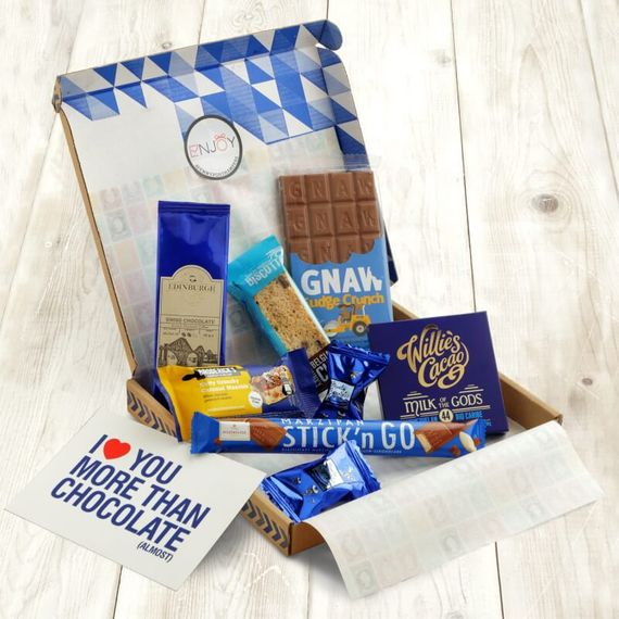Chocolate Lover Letterbox Gift Hamper