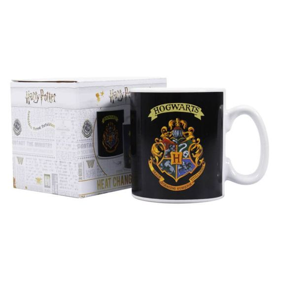 Harry Potter Heat Changing Hogwarts Mug