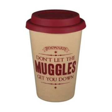 Harry Potter Huskup Travel Mug - Muggles