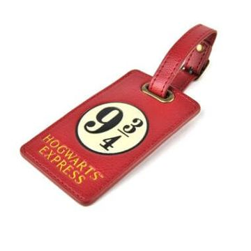 Harry Potter Platform 9 3/4 Travel Tag