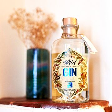 The Old Curiosity Secret Garden Wild Gin - 50 cl