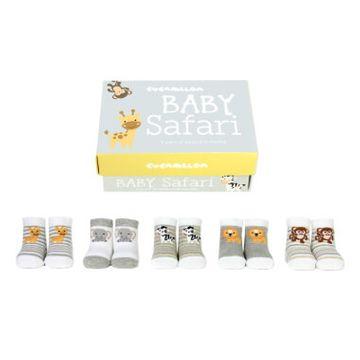 Baby Safari Baby Socks