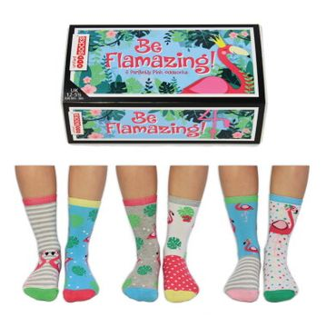 Be Flamazing Girls Socks