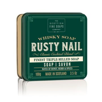 Men's Rusty Nail Whisky Soap