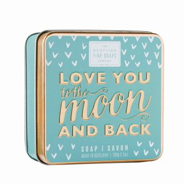 Love You to the Moon and Back Soap