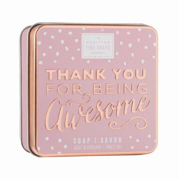 Thank You For Being Awesome Soap