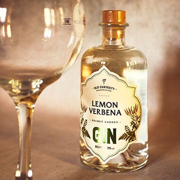 The Old Curiosity Secret Garden Gin - Lemon Verbena 50cl