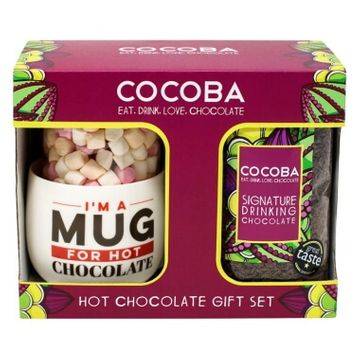 I'm a Mug for Hot Chocolate Gift Set
