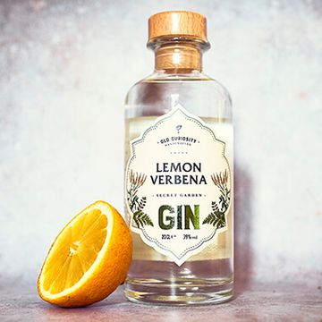 The Old Curiosity Secret Garden Gin - Lemon Verbena - 20cl