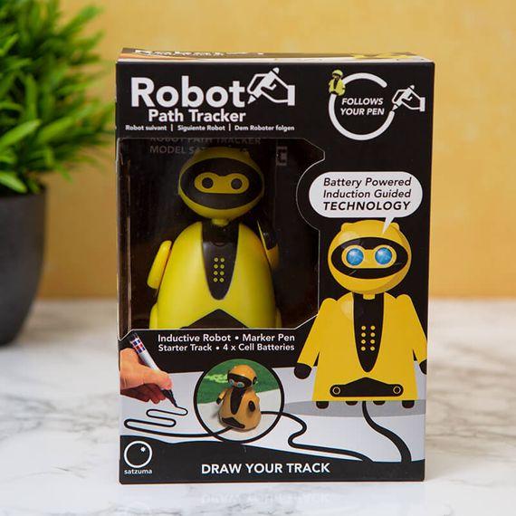 Robot Path Tracker