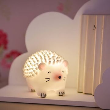 Over The Moon LED Hedgehog Nightlight