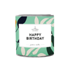 Happy Birthday - Large Scented Candle Tin