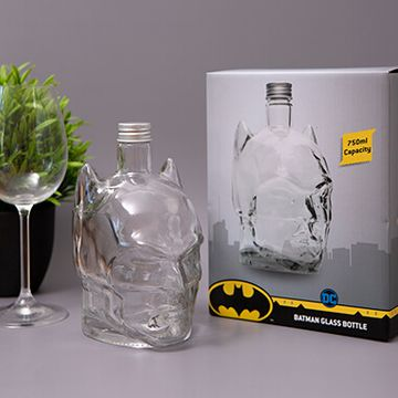 Batman Glass Bottle