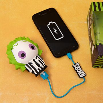 Beetlejuice Powerbank