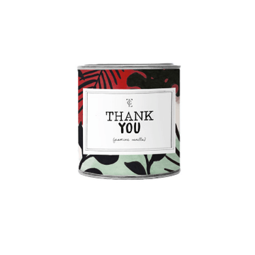 Thank You - Large Scented Candle