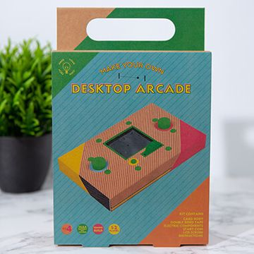 Make Your Own Desktop Arcade