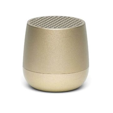 Lexon MINO TWS Bluetooth Speaker - Light Gold