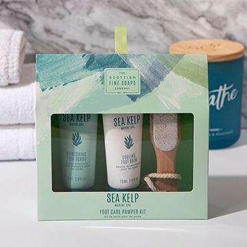 Sea Kelp Marine Spa Foot Care Pamper Set