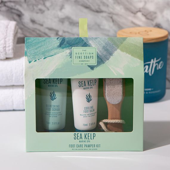Sea Kelp Marine Spa Footcare Pamper Set