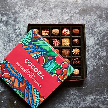 25 Assorted Fine Chocolates and Truffles Gift Box