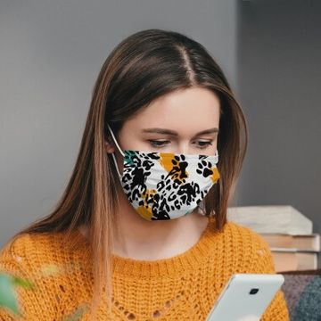 Face Mask - Animal Prints