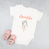 Personalised Princess Bodysuit