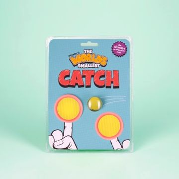 World's Smallest Game Of Catch