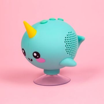 Narwhal Shower Speaker