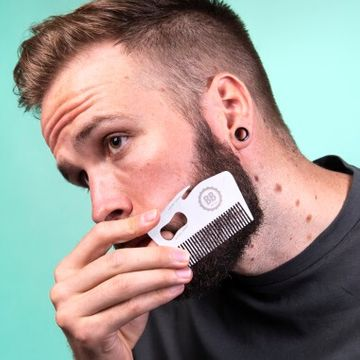 Beard Buddy Comb Multi Tool