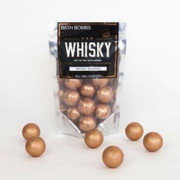 Whisky Bath Bombs