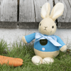 Personalised Knitted Peter Rabbit