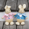 Personalised Knitted Flopsy Rabbit