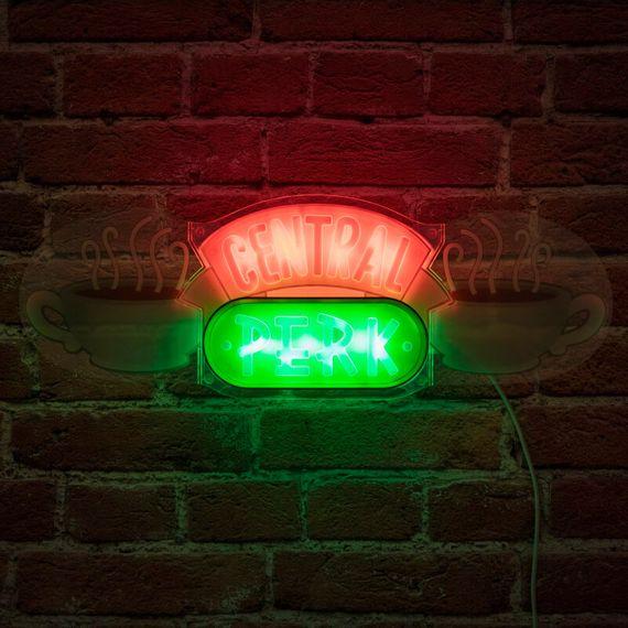 Central Perk Neon Light