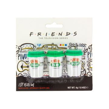 Central Perk Lip Balm - Set Of 3