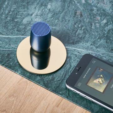 Lexon MINO Bluetooth Speaker - Dark Blue