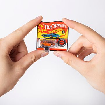 Worlds Smallest Hot Wheels
