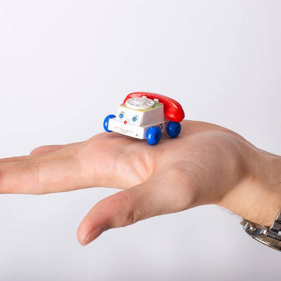 Worlds Smallest Classic Chatter Phone