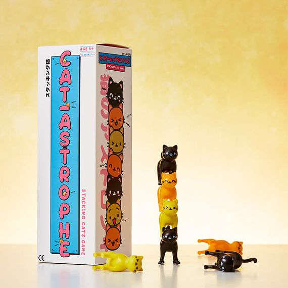 Catastrophe - Stacking Cats Game