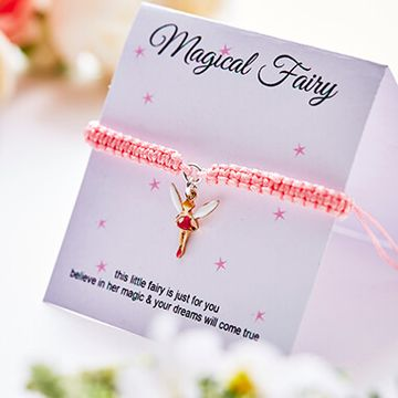 Magical Fairy Bracelet & Card
