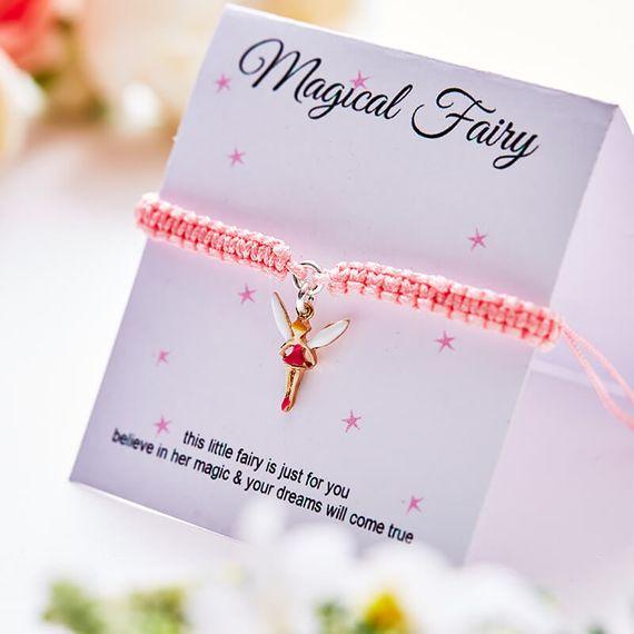 Magical Fairy Bracelet & Card