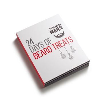 24 Days Of Beard Treats Advent Calendar