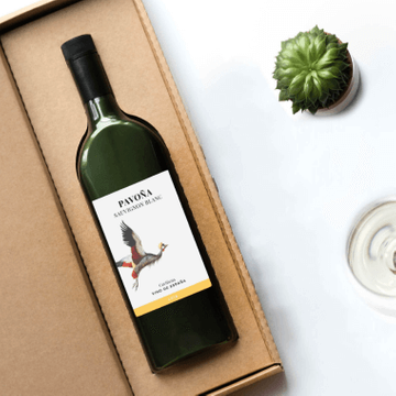 Letterbox Spanish White Wine