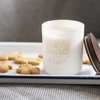Personalised Gingerbread Scented Candle