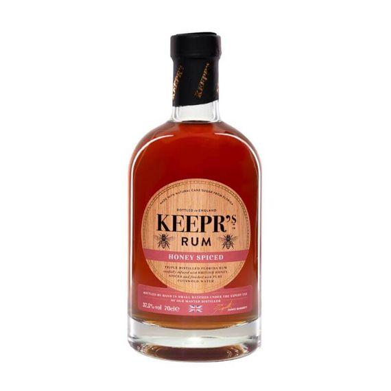 Personalised Honey Spiced Rum