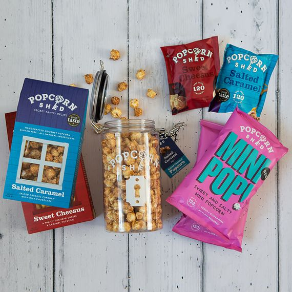 Sweet & Salty PopcornBundle