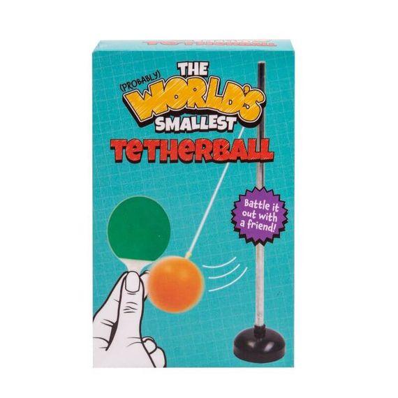 World's Smallest Tetherball