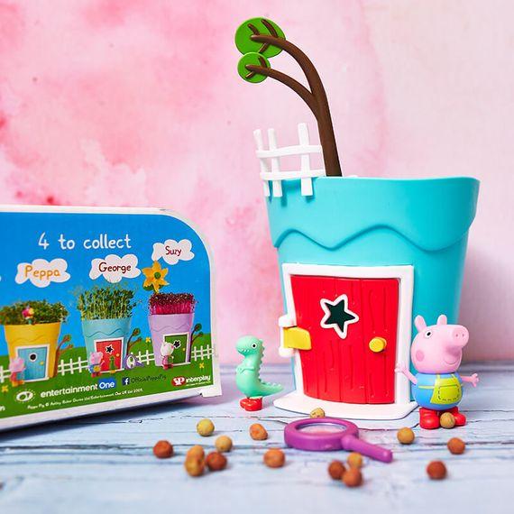 Peppa Pig Growing Pots - George